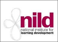 NILD red logo