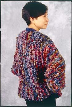 Polar T sweater