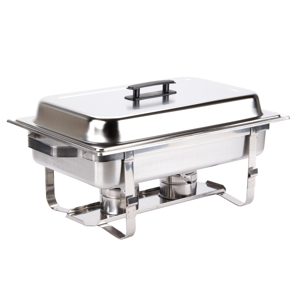 Chafing Dish Rectangular $10/day or weekend