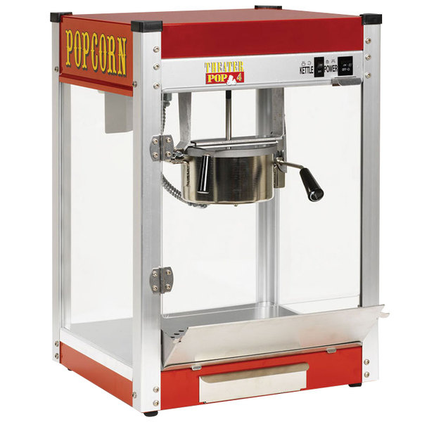 Popcorn Machine 4oz $25/day or weekend