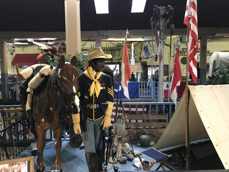 Buffalo Soldier Exhibit