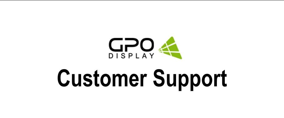 GPO Customer Support