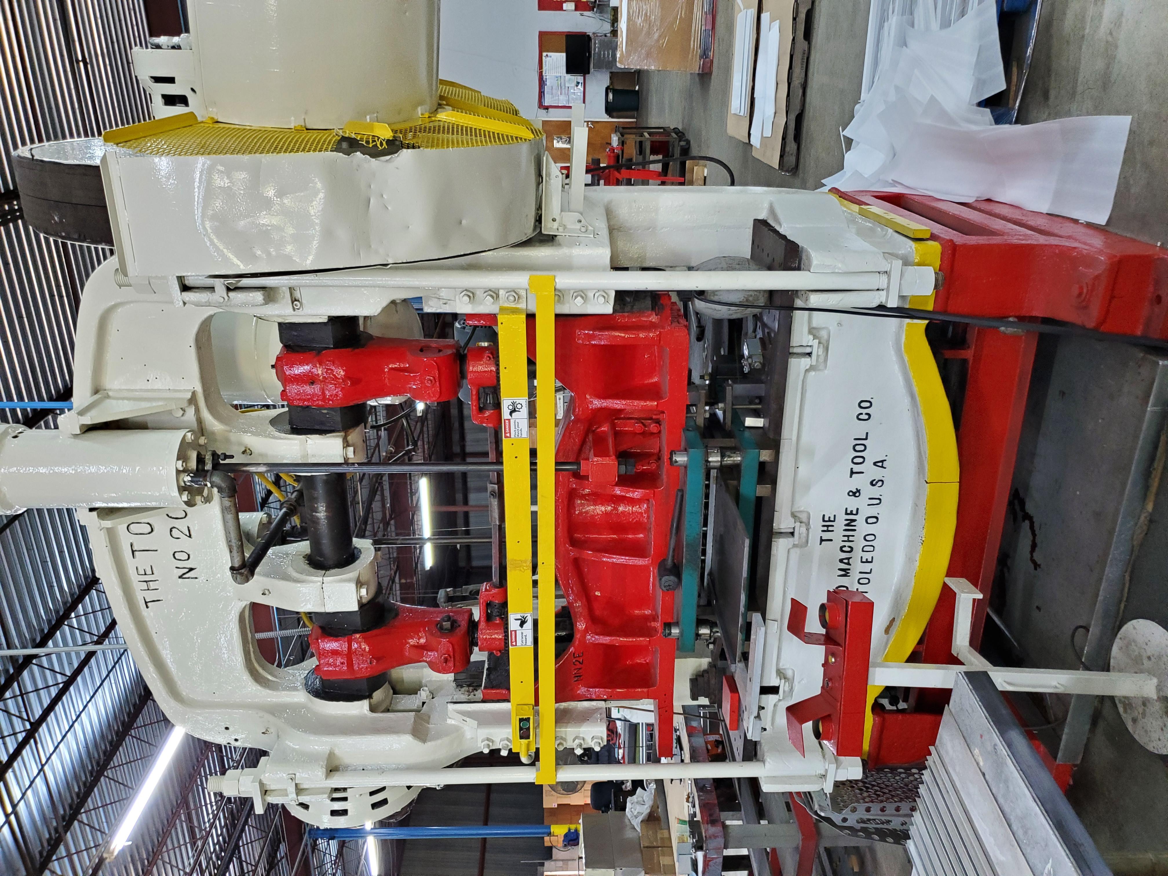 Custom Fabrication Equipment