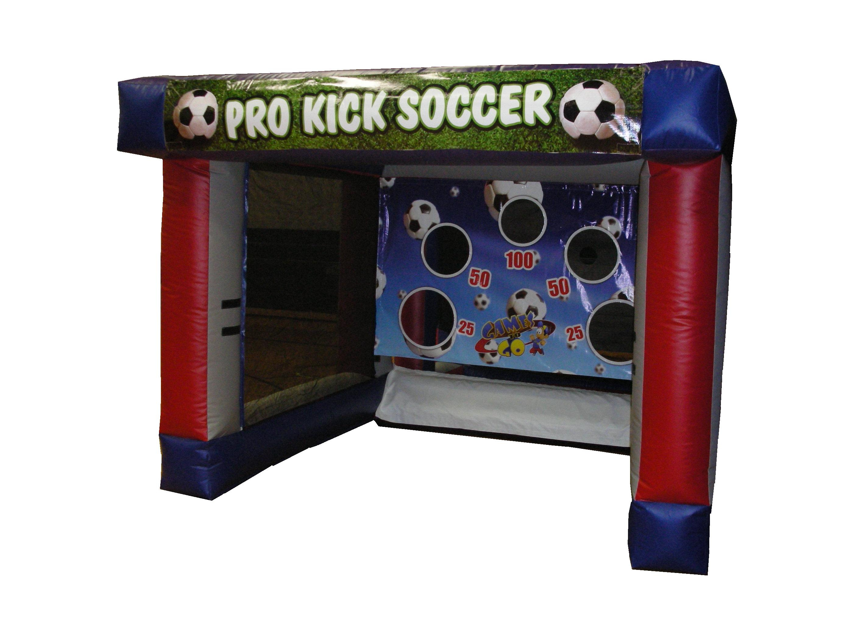 Pro Kick Soccer $100/day or weekend