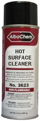 Limpiador de superficies calientes  Tamaño: 14oz ( pack de 12)