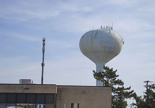 Monopole Tower 15
