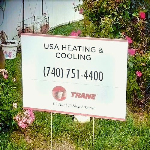 USA Heating And Cooling Ad