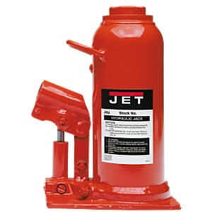 Bottle Jack 12.5 ton $15/day $45/week