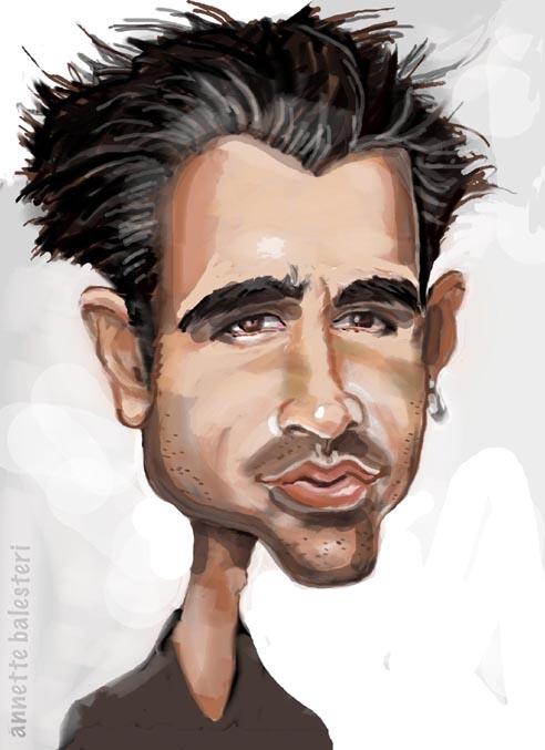 Colin Farrell 2013
