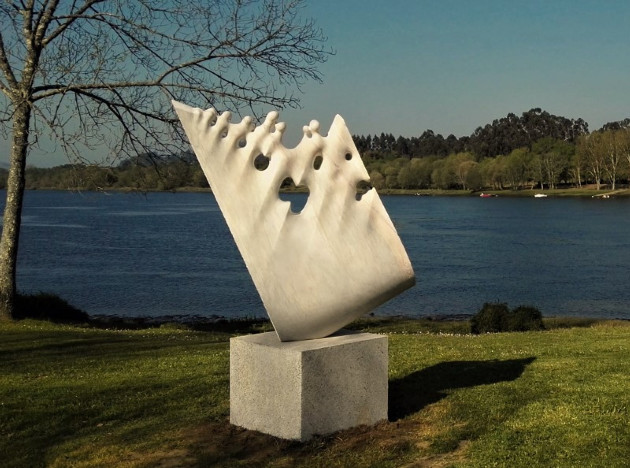 Fliyng Water - marble - Vila Nova de Cerveira - Portugal