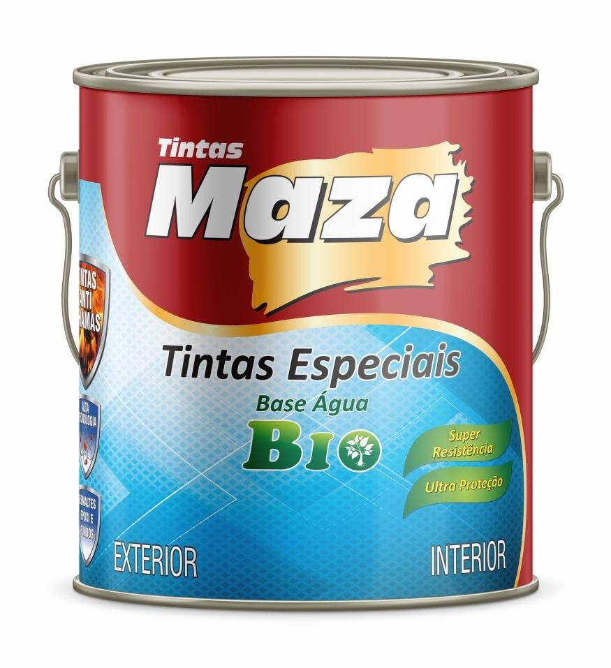 MASSA CORRIDA INTUMESCENTE ANTI CHAMAS MAZA