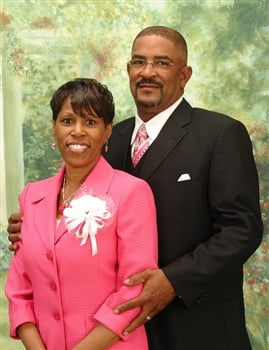 Pastor and Wife Together||||