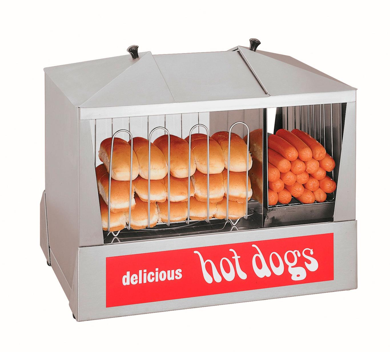 Hotdog Steamer/Bun Warmer $25/day or weekend