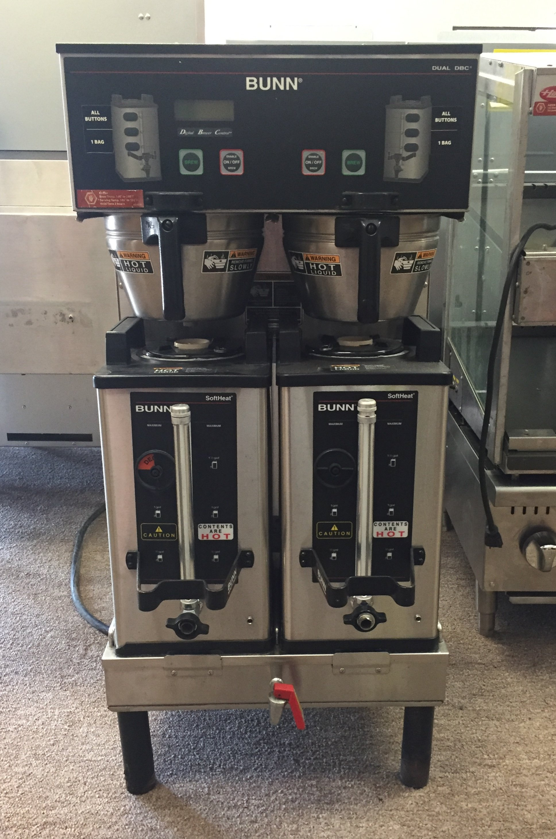 Used Bunn Coffee Machine $ 775.00