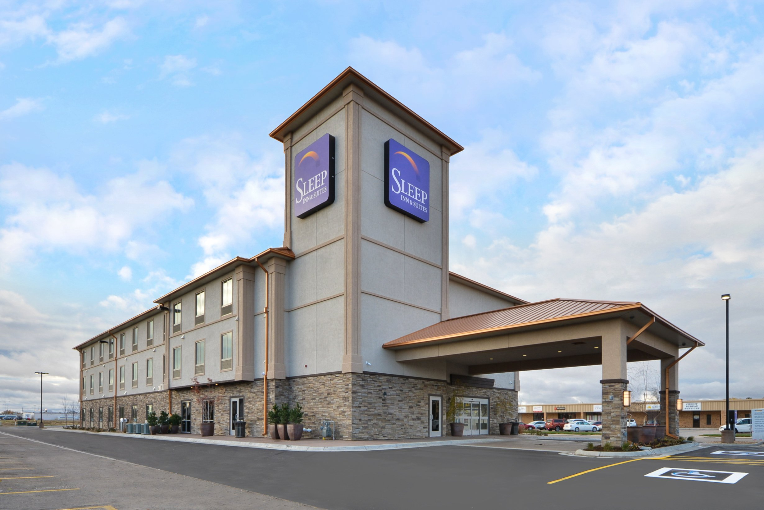 Sleep Inn and Suites Garden City Kansas