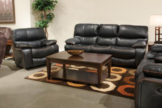 4081 Camden Black Living Room Set
