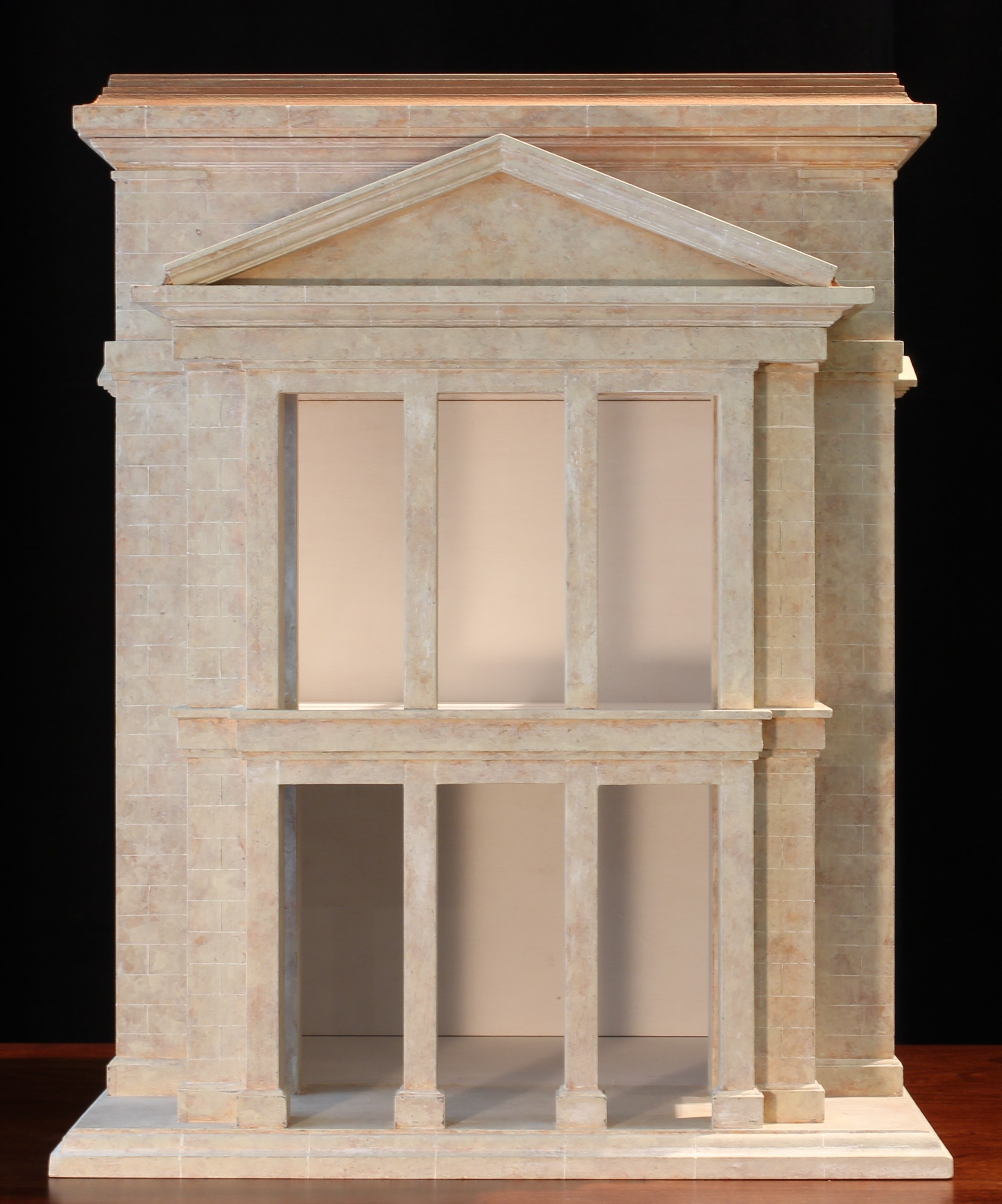 Furnish in 1:24 or 1:48 scale