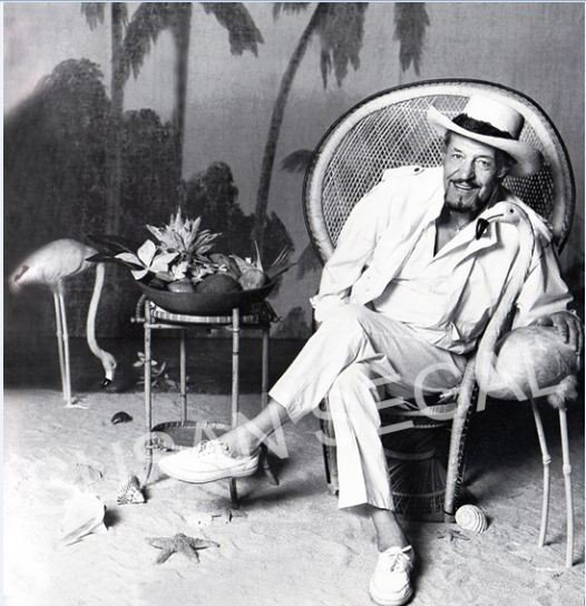 Herb Jeffries - Singer, Composer, actor and a.k.a. Mr. Flamingo - Los Angeles