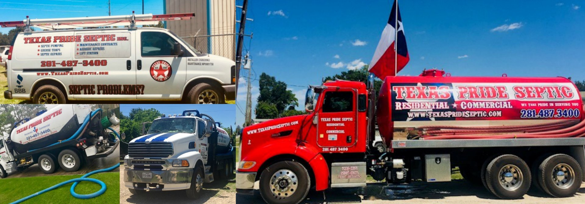Texas Septic Cleaners 24 7 Emergency Services Texas Pride Septic Inc