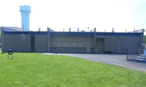 Field House  Wissahickon High School Ambler, PA