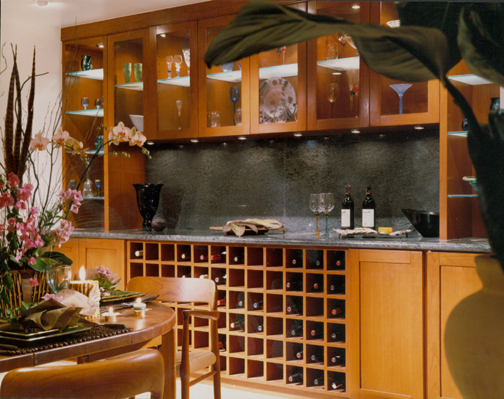 Wine Bar at Home