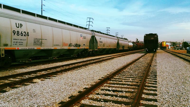 Patio de la Estación Tijuana