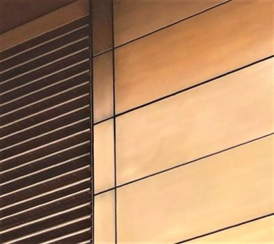 Specialist Metal Finishes bronze patination at Liverpool Street Station.