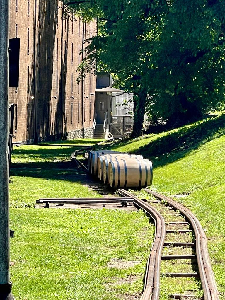 Barrel Run - Woodford Reserve Distillery