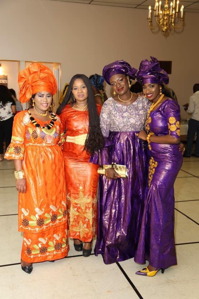 Stylish African Women