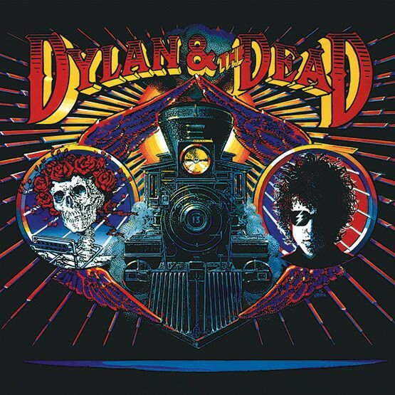 Bob Dylan And The Grateful Dead - 'Dylan and The Dead'