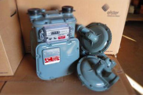 Gas Meter and Regulators