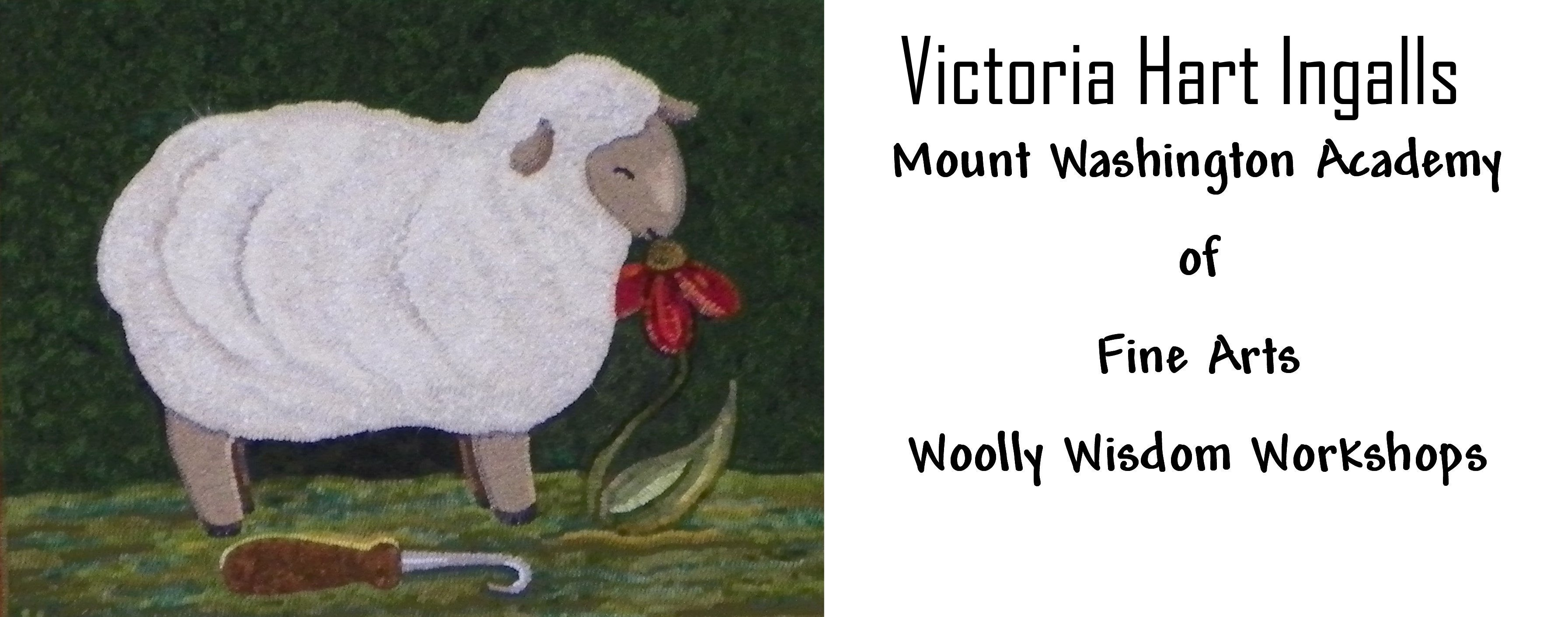 The Mt  Washington Academy of Fine Arts  Woolly Wisdom Workshop