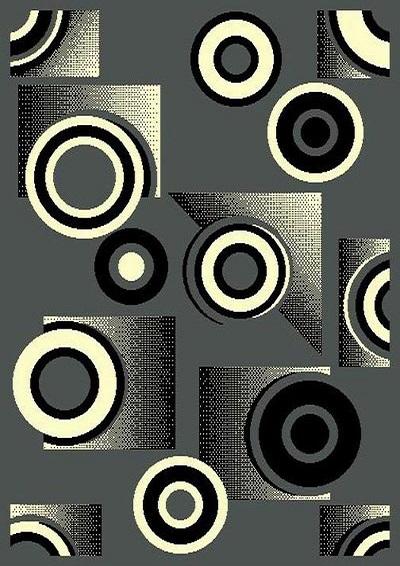 Moderno 16 Gray  5x7