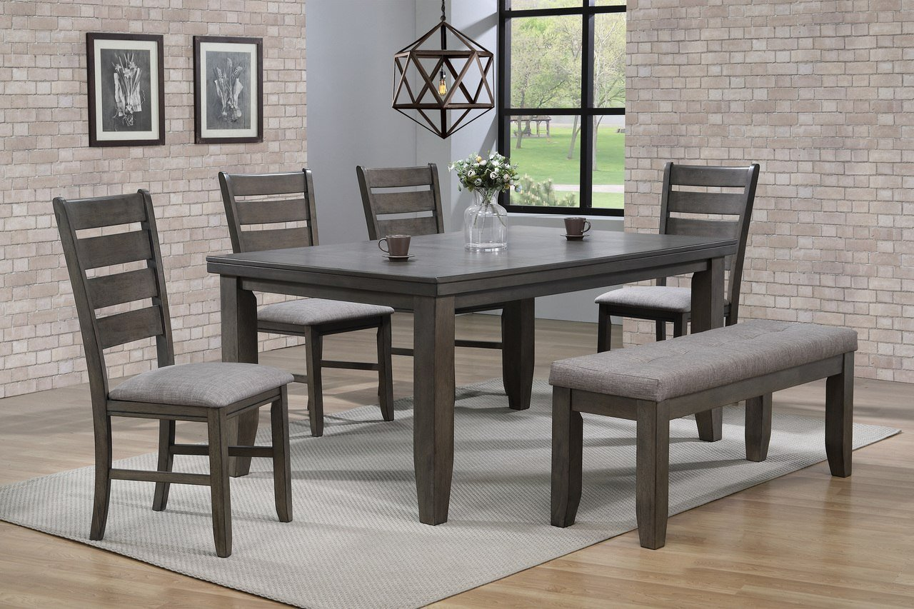 2157GY Dining Room Set
