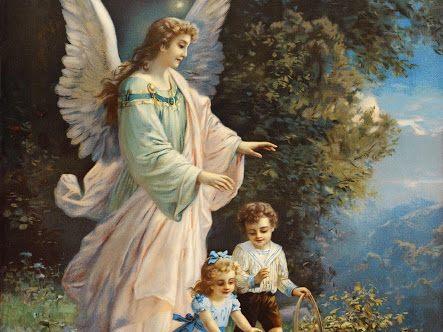 Missa dos Santos Anjos: Toda primeira segunda do mês, às 18hs