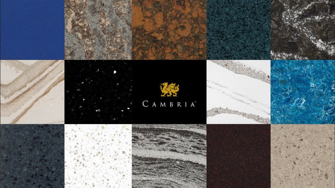Cambria - Natural Stone Surfaces