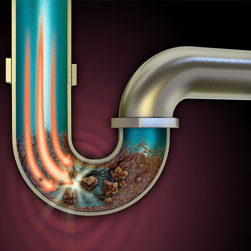 Clogged main sewer lines can be more than a headache, they can cause substantial damage.