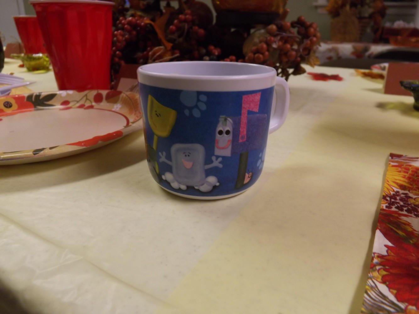 Allison's tea cup
