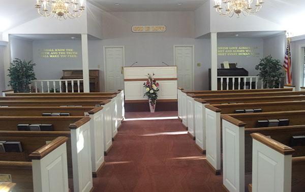 Inside the Church 3