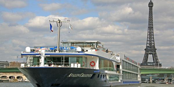 Avalon Creativity Cruise Ship