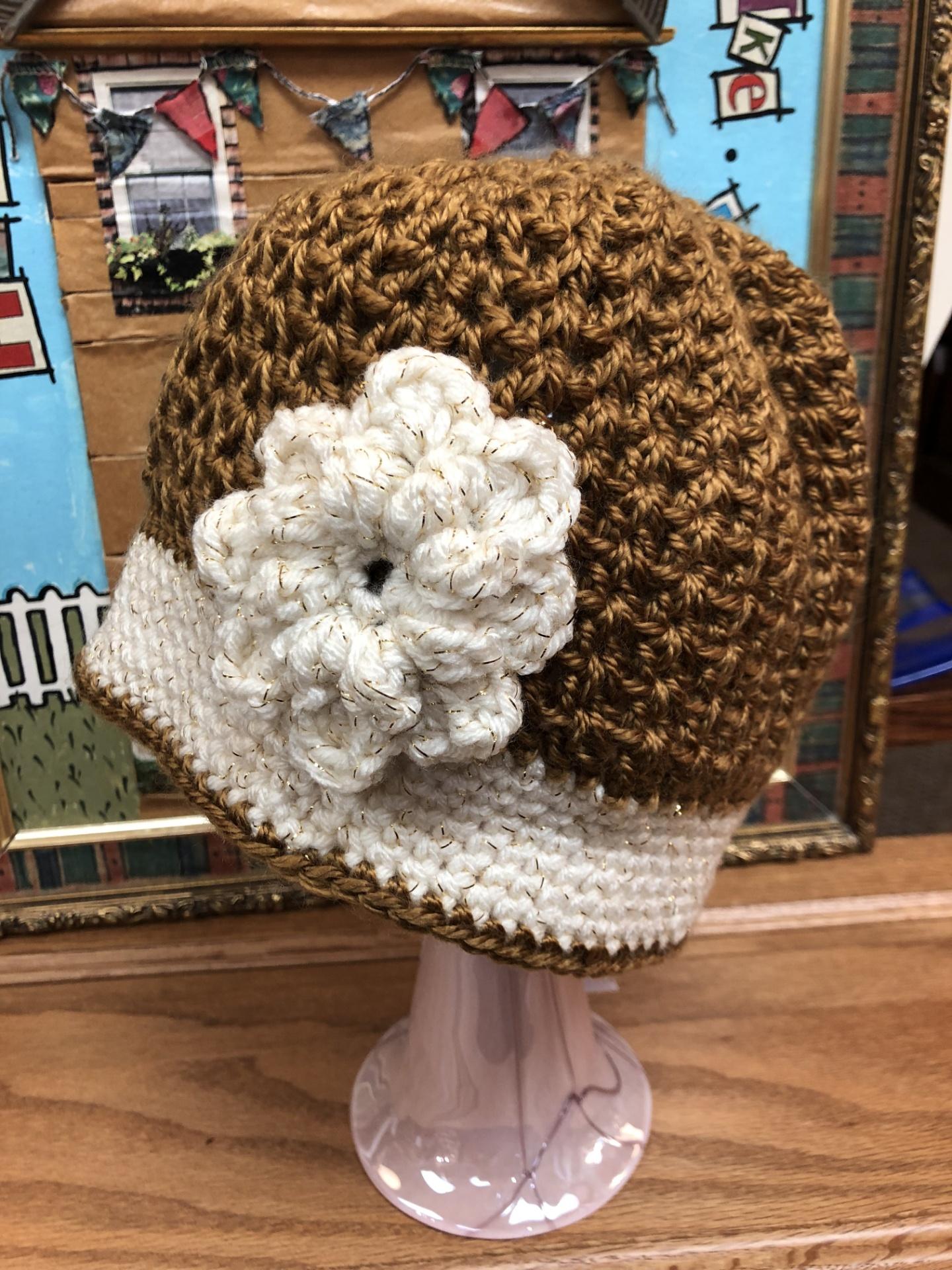 Women's Hat  by Chris Carmichael $14