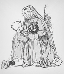 St. Madeleine and the Children