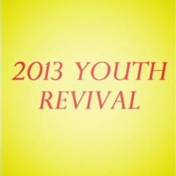 Youth Revival 2013