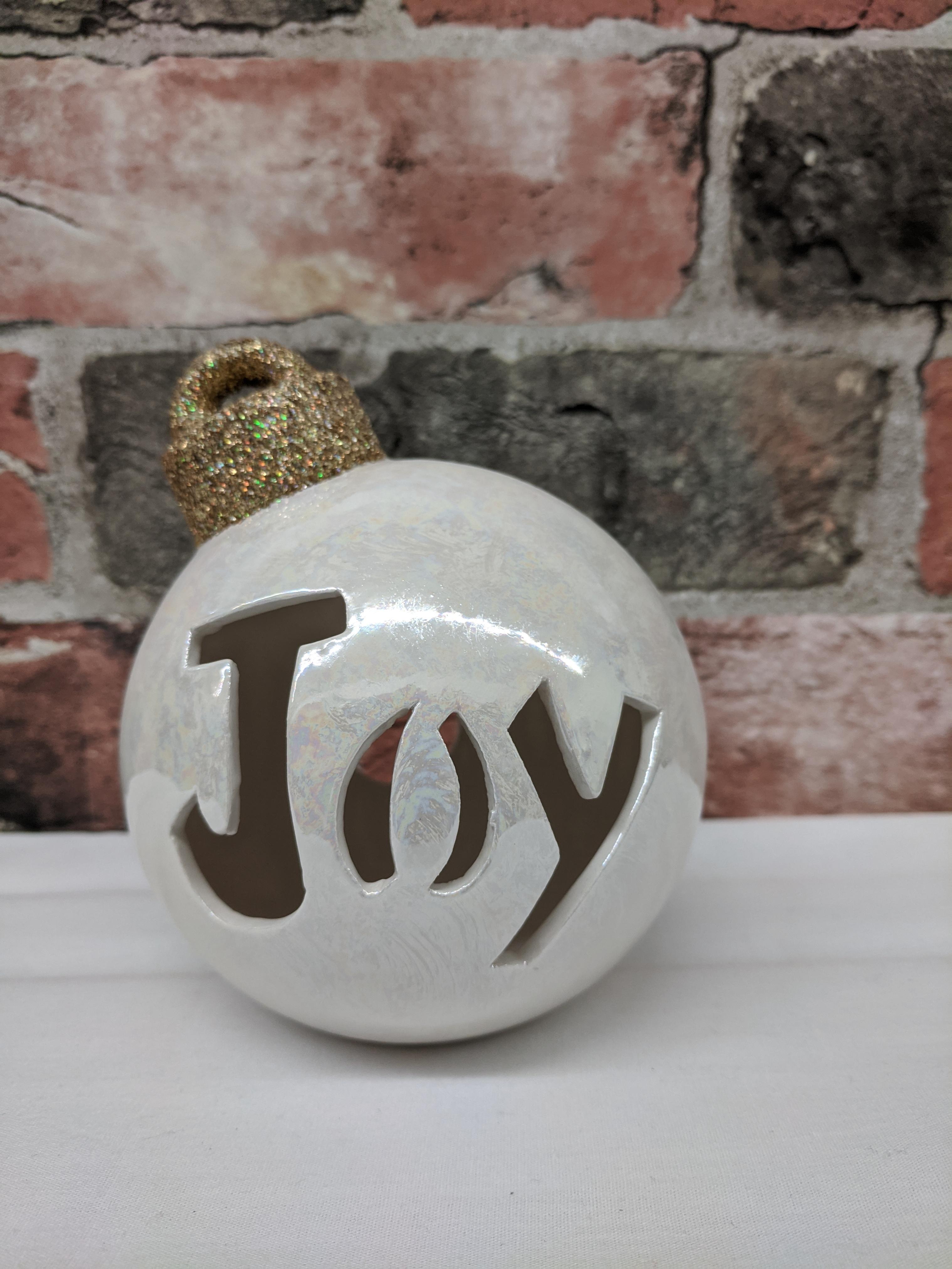Small Ornament