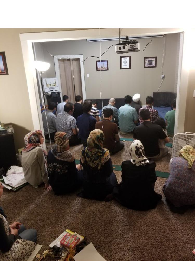 Laylatul Qadr at The Center, 2019