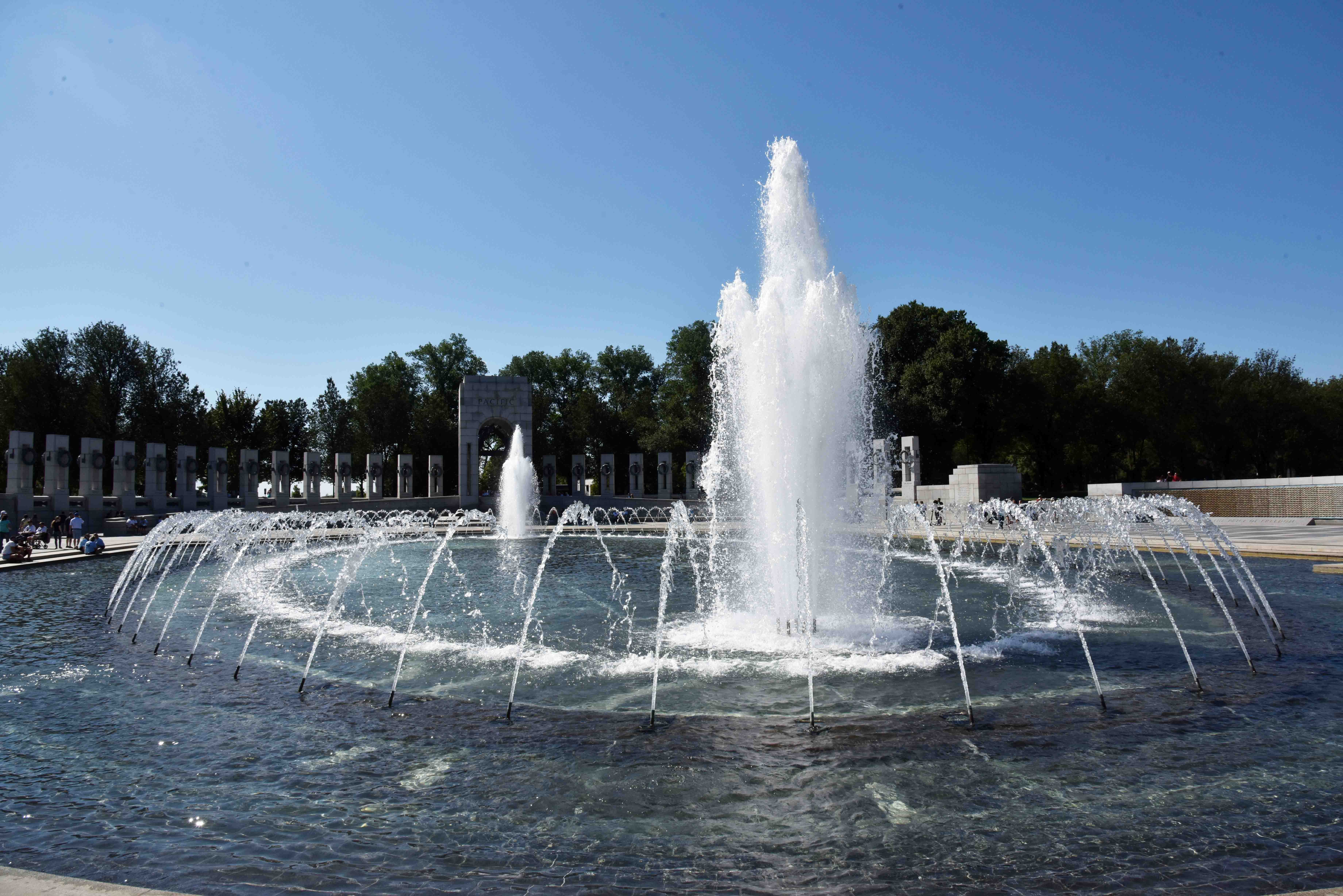 WWII fountains_Bill Shugarts photo