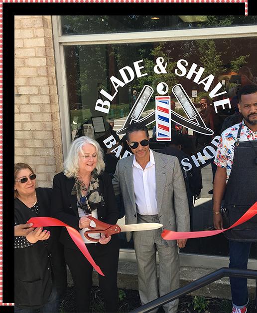 Barber Shop Opening 2