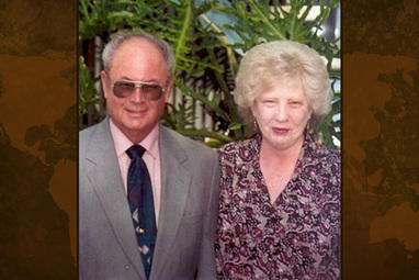 Norman & Gloria Higgins Mexico
