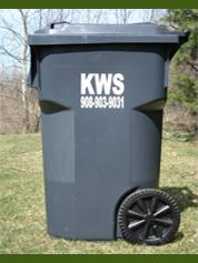 Free Garbage Cart