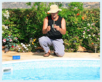 Professional pool inspections